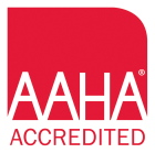 American Animal Hospital Association accredited.